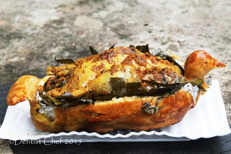 ayam bakar betutu bali resep ayam panggang bumbu bali gianyar spicy roasted chicken betutu salt crusted spring chicken turmeric ginger shallot