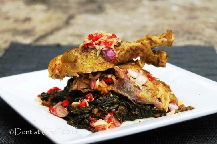 ayam betutu bali sambal sereh balinese roasted spicy chicken chili turmeric lemongrass