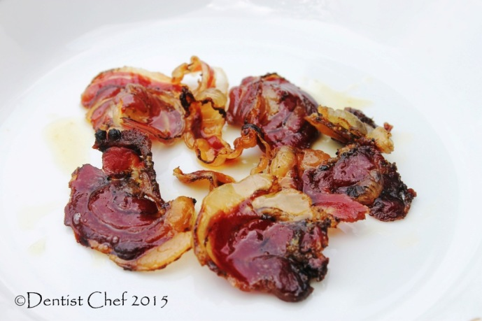 fried lamb pancetta crispy lamb belly fat renderred