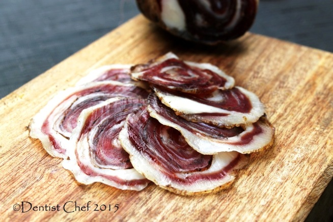 home curing pancetta recipe lamb belly dry cured