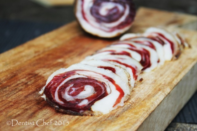 homemade pancetta lamb belly rolled cured recipe