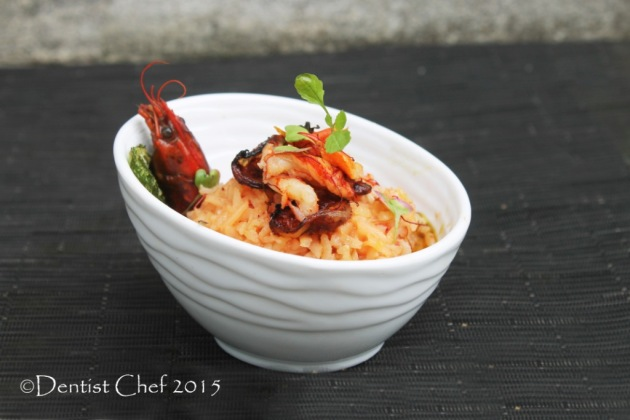 lobster risotto recipe saffron tomato crayfish risotto sun dried tomato italian rice sprouted rice recipe