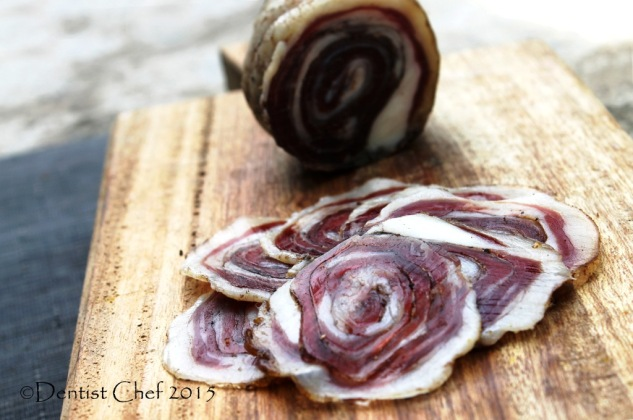 recipe lamb pancetta homemade dry cured lamb belly home curing step by step making pancetta