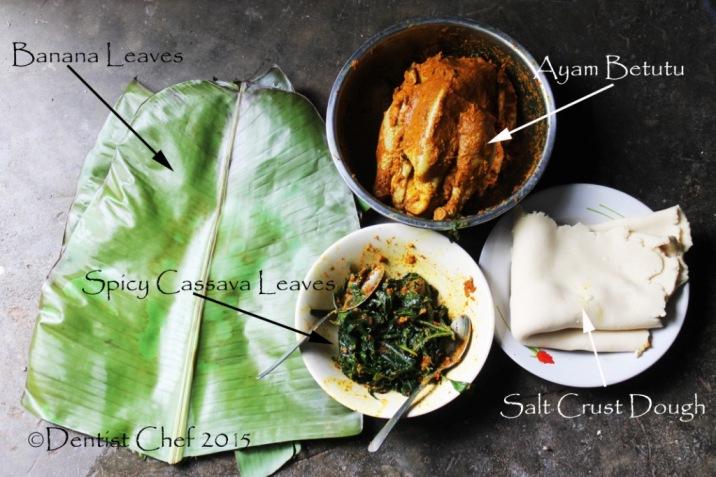 resep bumbu ayam betutu masakan khas bali ayam bumbu pedas ungkep kunyit