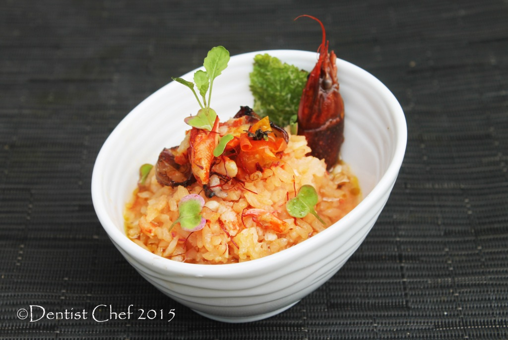 risotto with sun dried tomatoes and basil