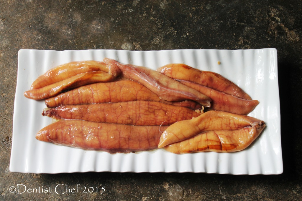 Recipe Homemade Bottarga Di Tonno Salted Cured Tuna Fish