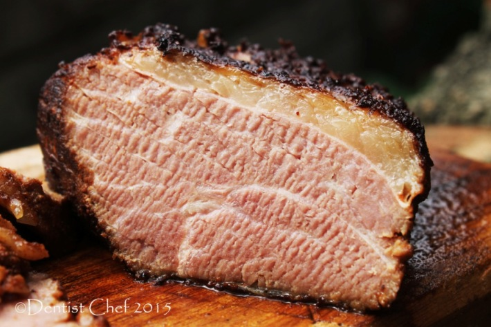 sousvide beef brisket 24 hours slow cooked beef steak tough cut tender moist steak