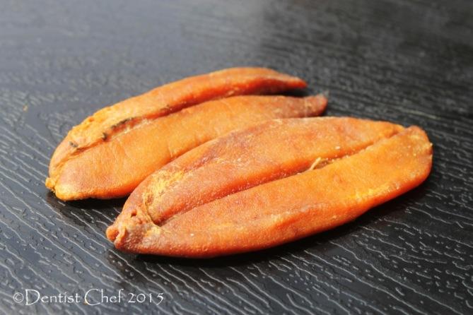 tuna botargo bottarga di tonno butàriga tuna fish roe salt cure
