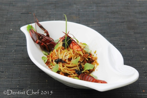 Pasta bottarga sauce recipe spaghetti botargo di tonno tuna roe salted stir fried sauce