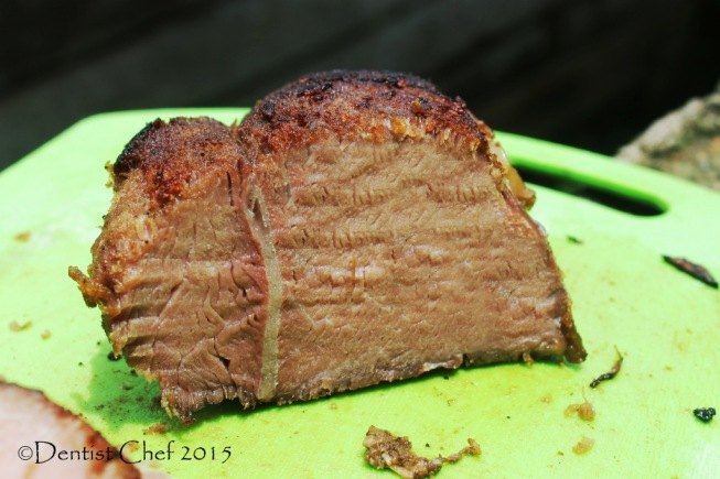 recipe venison steak sousvide tender deer meat sous vide slow cookedgame sambar deer