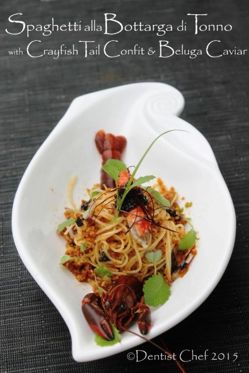 spaghetti alla bottarga recipe pasta botargo di tonno sauce salted tuna fish roe angel hair aglio olio