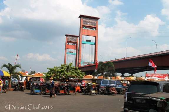 Ampera bridge jembatan ampera agya blog competition
