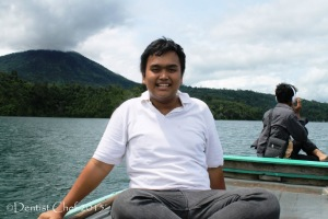 dentist chef danau ranau liburan vacation ranau lake agya blog competition