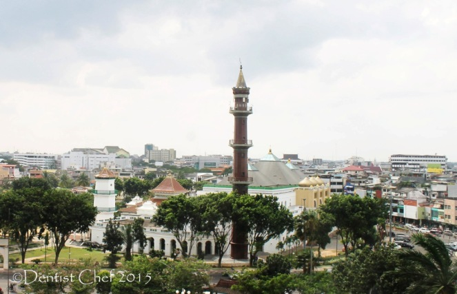 Great Mosque Palembang Mesjid Agung toyota agya blog contest