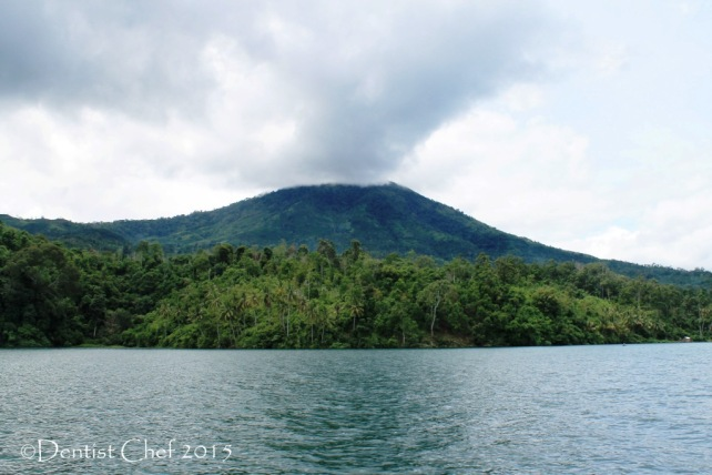 gunung semenung danau ranau mountain semenung ranau lake agya blog competition
