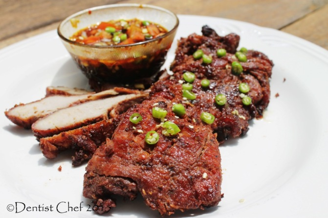 hot smoked pork tenderloin recipe cured meat resep daging asap sei kupang nusa tenggara timur