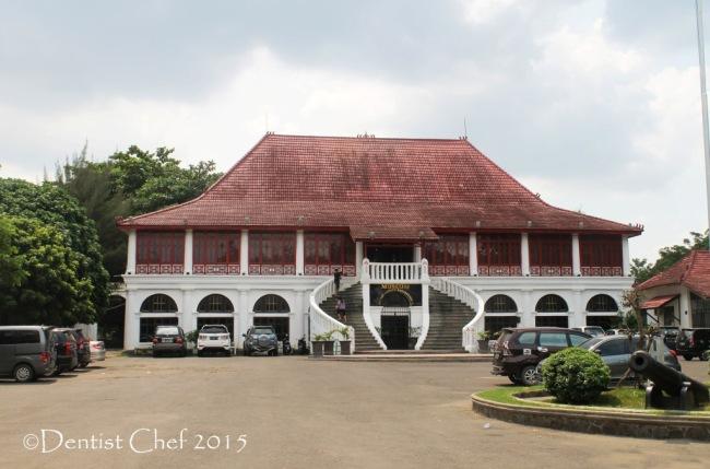 museum Sultan mahmud badarudin II palembang agya