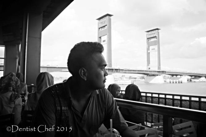 palembang sungai musi galeri benteng kuto besak restoran pinggir sungai musi toyota agya blog contest