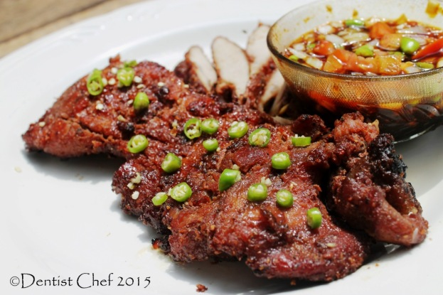 resep daging sei babi asap ntt kering warna merah hot smoked cured pork tenderloin recipe