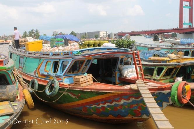 sungai musi kapal angkutan penumpang toyota agya blog contest