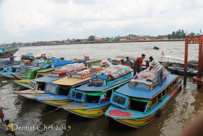sungai musi ketek kapal penumpang angkut barang toyota agya blog contest