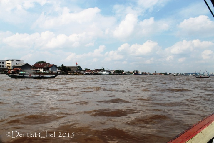 Sungai musi river palembang city water traveling in palembang agya  toyota agya blog contest