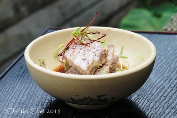 wagyu beef sous vide ponzu soy sauce japanese kobe beef kombu dashi slow cooked