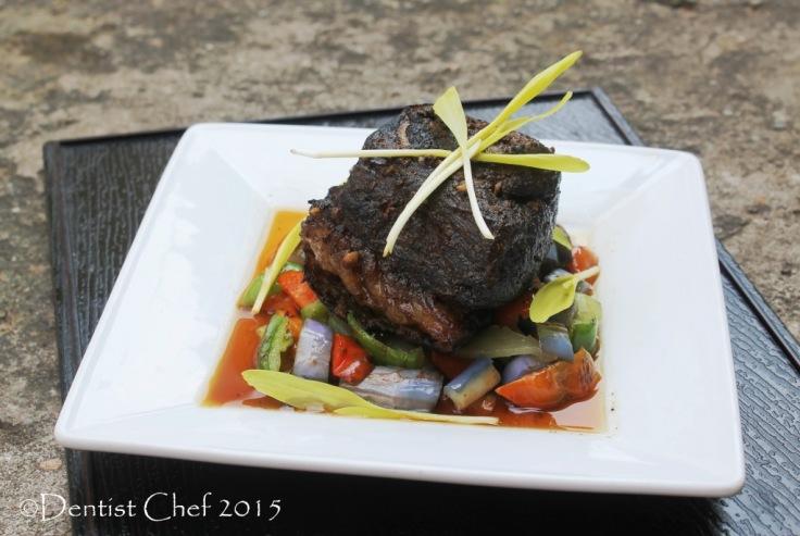 confit de boeuf beef brisket confit french recipe