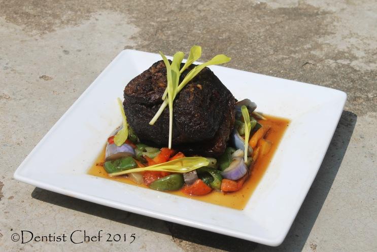 confit de boeuf poitrine  Beef brisket confit duck fat recipe
