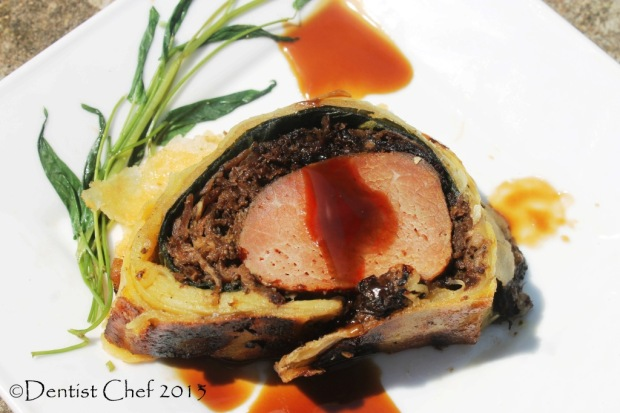 beef wellington boeuf en croute boeuf