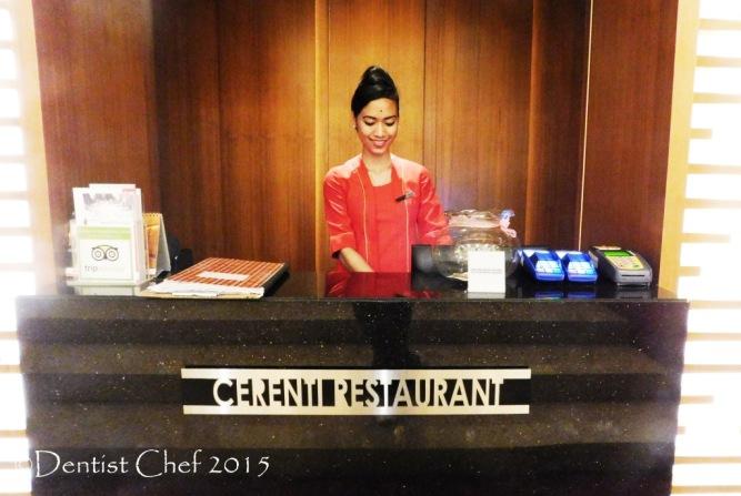 Cerenti Restaurant Grand Zury BSD Hotel