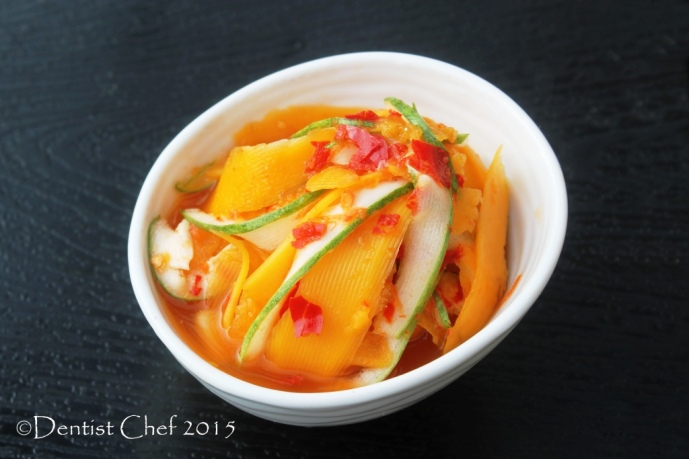 gohu pepaya manado pedas sunpride papaya california