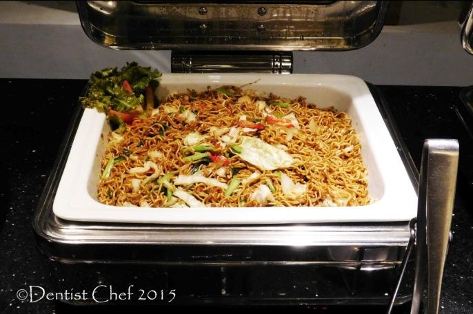 mie goreng jawa yogyakarta javanese stir fry noodle with kecap manis sweet soy sauce Cerenti Restaurant Grand Zury BSD City Hotel Tangerang