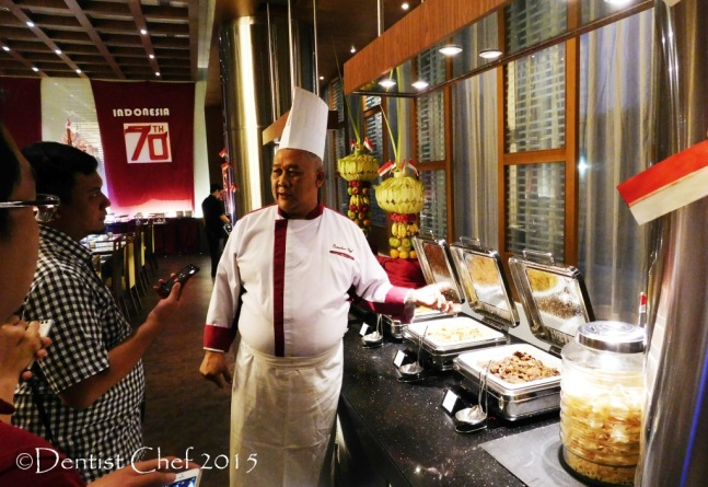 Roby Mardeta Executive Chef Cerenti Restaurant Grand Zury BSD City Hotel