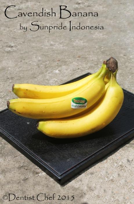 sunpride pisang cavendish banana
