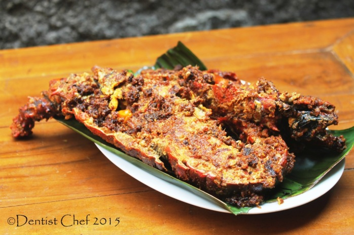 lobster rendang grilled spinny lobster spicy curry barbeque sauce recipe