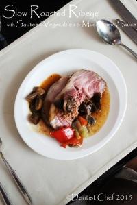 slow roasted beef ribeye kempinski hotel jakarta signatures restaurant