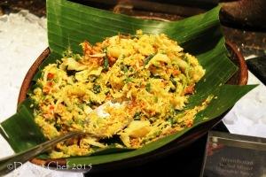 srombotan salad bali signatures restaurant Kempinski hotel indonesia jakarta