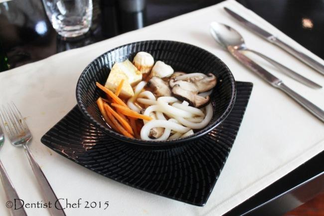 udon japanese noodle soup signatures restaurant Kempinski hotel indonesia jakarta