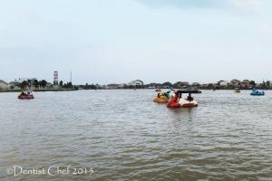 danau opi palembang jakabaring ketek kapal sepeda air bebek agya blog competition