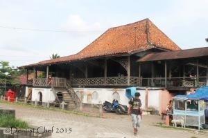 kampung kapitan palembang wisata budaya agya