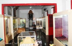 museum sultan mahmud badaruddin palembang kesultanan palembang songket